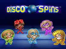 Игровые автоматы 777 Disco Spins