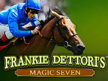 Игровой автомт Frankie Dettori's Magic Seven