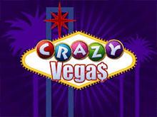 Автомат в казино Безумный Вегас