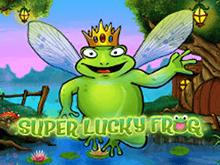 В онлайн казино Super Lucky Frog