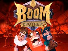 Онлайн автомат на деньги Boom Brothers