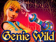 Автомат на реальные деньги Genie Wild
