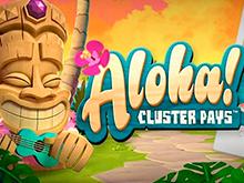 Игровой автомат Aloha Cluster Pays